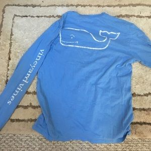 Vineyard Vines Men's Long Sleeve Graphic Tee